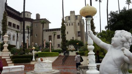 Большой дом Скульптура мальчик 4