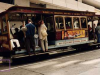 Канатный трамвай в Сан Франциско 5