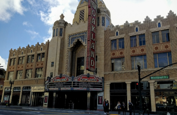 Театр Фокс здание